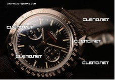 Speedmaster Moonwatch Co-Axial Chrono Ceramic Drag...