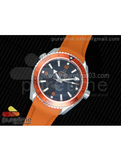 Planet Ocean Professional Orange Bezel 45mm 1:1 OM...