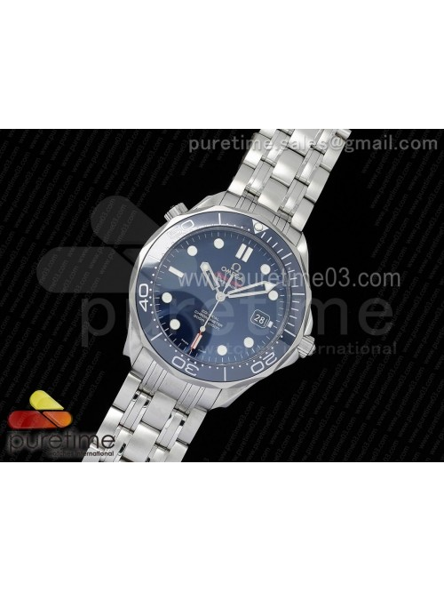 Seamaster 300M Chronometer SS Blue MKF 1:1 Best Ed...